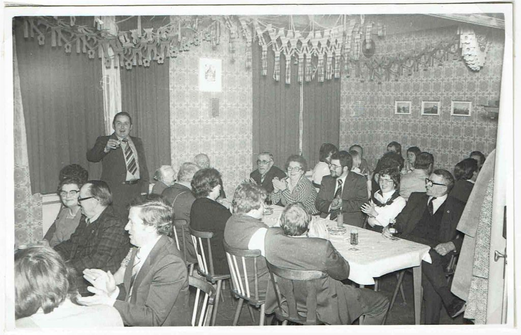 Versammlung Januar 1978